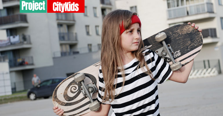 CityKids projects - Romania - CEF