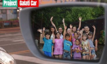 Galati car project - CEF